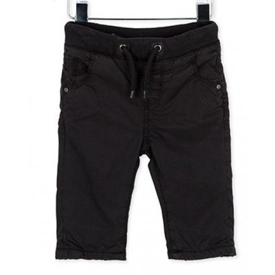 Μαλακό υφασμάτινο παντελόνι με επένδυση Losan ΑΑ1958
