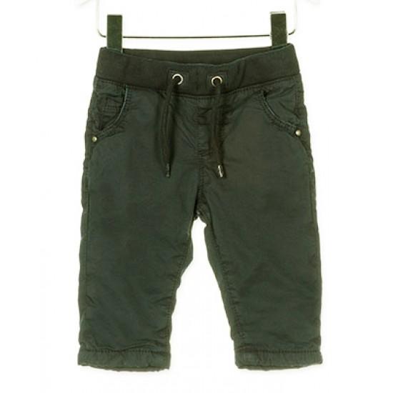 Μαλακό υφασμάτινο παντελόνι με επένδυση Losan ΑΑ1816
