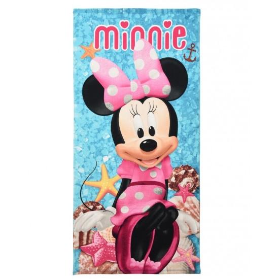 Πετσέτα θαλάσσης Minnie Mouse ΜΠ150